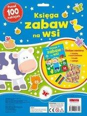 Księga zabaw na wsi zestaw