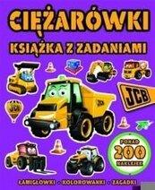 Książka z zadaniami. Ciężarówki