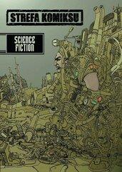 Strefa Komiksu T.5 Antologia Science Fiction