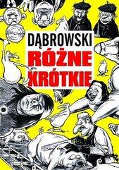 Strefa Komiksu T.9 Ryszard Dąbrowski Różne krótkie