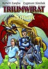 Strefa komiksu T. 4 Triumwirat: Smok