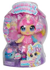 BUBBLE TROUBLE 79445 Lalka pachnąca Guma balonowa Jednorożec p2