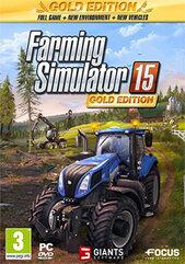 Farming Simulator 15 Gold Edition Steam
