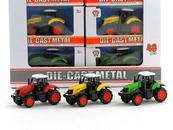 Traktor z przyczepą 213890 ADAR