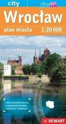 Plan miasta Wrocław 1:20 000 DEMART