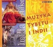 Muzyka Tybetu i Indii (2CD)