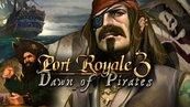 Port Royale 3: Dawn Of Pirates (PC) Klucz Steam