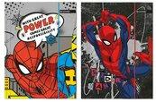 Teczka z gumką A4 Spider Man mix