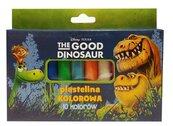 Plastelina 10 kolorów Dobry Dinozaur