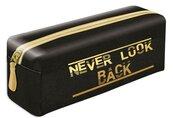 Piórnik kosmetyczka Never Look Back