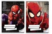 Zeszyt A5/32K kratka Spider Man (10szt)