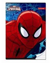 Zeszyt A5/32K linia potrójna Spider Man (10szt)