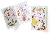 Karnet B6 DS-031 Urodziny Księżniczki