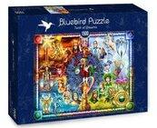 Puzzle 1500 Tarot