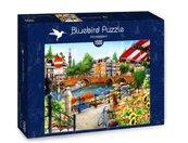 Puzzle 1500 Amsterdam