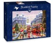 Puzzle 1500 Londyn zimą