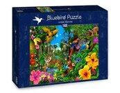 Puzzle 1500 Wschód słońca w dżungli