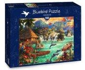 Puzzle 2000 Rajska wyspa