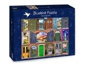 Puzzle 2000 Drzwi do USA