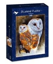 Puzzle 1500 Lśniące sowy