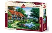 Puzzle 1500 Ogród