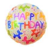 Balon Happy Birthday 46 cm BCF-174