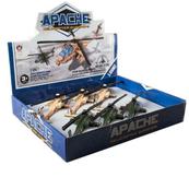 Helikopter Apache ze światłem 115870 p6 cena za 1 szt