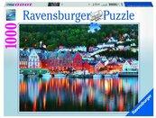 Puzzle 1000 Bergen Norwegia