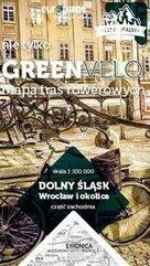 Dolny Śląsk. Wrocław i okolice-cz.zach. Mapa tras