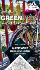 Mazowsze. Warszawa i okolice-cz.wsch. Mapa tras