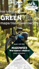 Mazowsze. Warszawa i okolice-cz.zach. Mapa tras