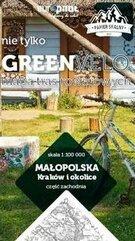 Małopolska. Kraków i okolice-cz.zach. Mapa tras..