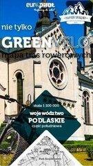Województwo podlaskie - cz. pd. Mapa tras rower...