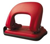 Dziurkacz metalowy (25ark) czerwony GD009-AC TETIS