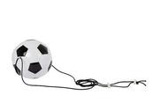 Piłka nożna 19cm na gumce 721965