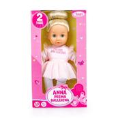 Bayer Lalka Anna Prima Ballerina 33cm 93311AA