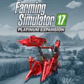 Farming Simulator 17 Platinum Expansion (PC) Klucz Steam