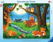 Puzzle w ramce 35 Dobranoc