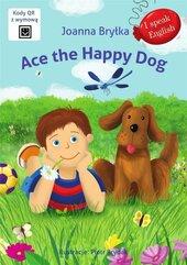 I speak English. Ace the Happy Dog