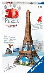 Puzzle 3D 54 Mini budynki: Wieża Eiffel