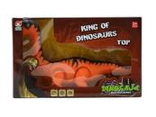 Dinozaur na baterie z dźwiękiem 533660
