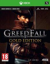 GreedFAll - Gold Edition (XSX)