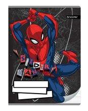 Zeszyt A5/16K linia potrójna Spider Man (20szt)