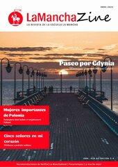 LaManchaZine. La revista de la escuela La Mancha. Kwiecień 2021