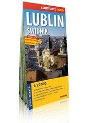 Comfort!map Lublin, Świdnik 1:20 000 plan miasta