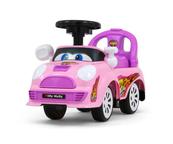 Jeździk Pojazd Joy różowy pastelowy 2922 Milly Mally