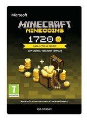 Monety Minecraft Minecoins 1720 (PC/Xbox/Android)