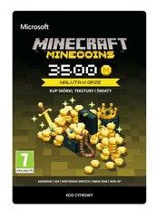 Monety Minecraft Minecoins 3500 (PC/Xbox/Android)