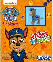 Psi Patrol Pieski w Akcji Chase