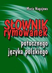 Słownik rymowanek potocznego języka polskiego